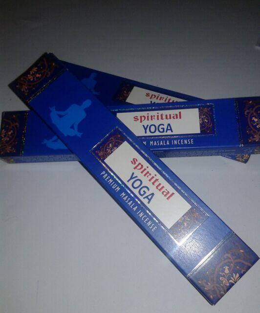 Yoga spiritual premium masala 15g por 1