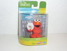 Sesamstrasse Figur : Elmo ! ca. 6cm ! Playskool ! Neu & ovp