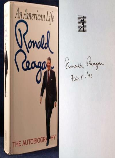 American Life By Ronald Reagan