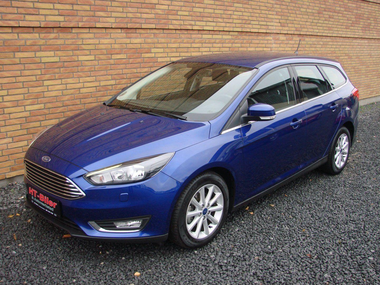 Ford Focus<span class=ik_subtitle>1,0 SCTi 125 Titanium stc. 5d</span>