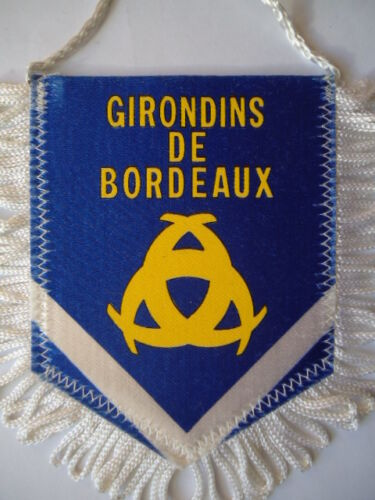 Wimpel Pennant Girondins de Bordeaux # 8 x 10 cm