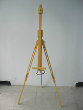 Plein Air Wooden Artist Field Sketch Easel  (Brand-New)