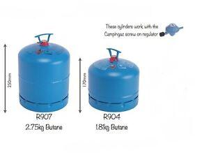 CAMPING  GAZ 907 FULL BOTTLE