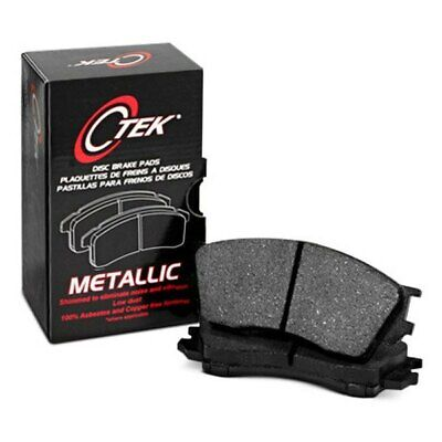 Disc Brake Pad Set-C-TEK Metallic Brake Pads Rear Centric 102.09220