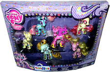 My Little Pony Friendship Blossom Collection Pony Mania 6-Pack Set MIB TRU Exclu