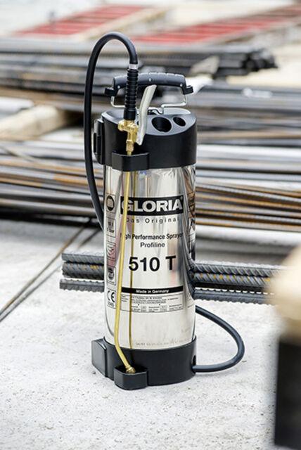 Profiline Gloria Hochleistungs Sprühgerät 510 T Edelstahl rostfrei Ölfest 512000