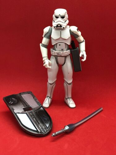 STAR WARS 30TH MCQUARRIE CONCEPT STORMTROOPER LOOSE COMPLETE