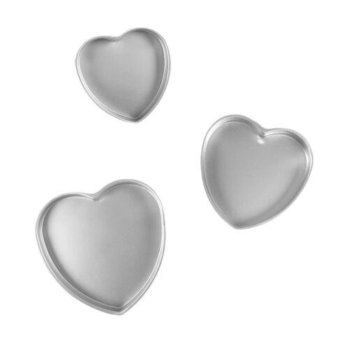 Wilton 2 Deep Decorator Preferred Heart Cake Pan Baking Tin Wedding Valentines