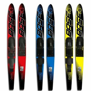 Base-Sports-Vapor-Combo-Ski-Paarski-Wasserski-67-034-170cm-Modell-2019