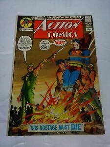 Action-Comics-402-vtg-comic-DC-comics-Comic-book