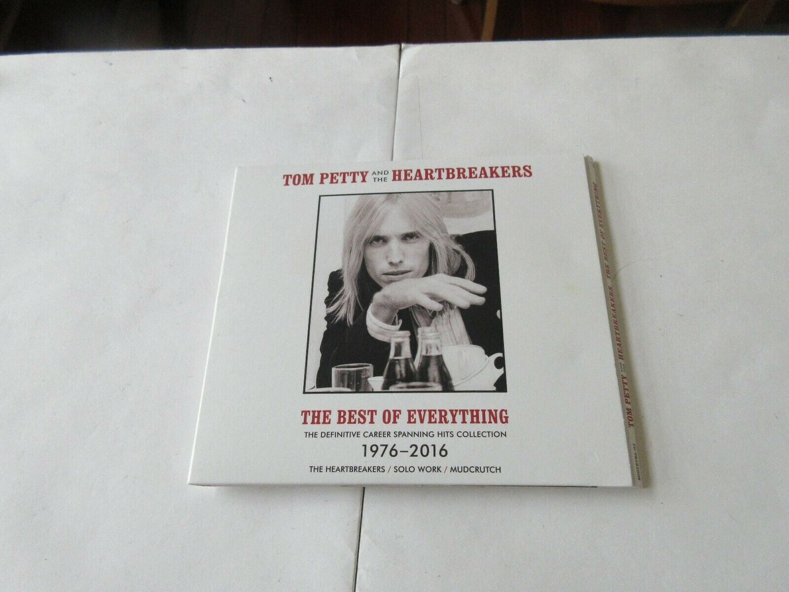 Tom Petty And The Heartbreakers , The Best Of Everythin