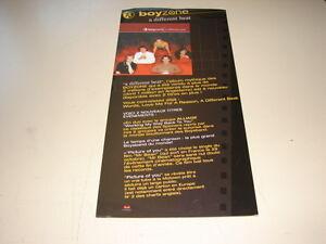 Boyzone-Different-Beat-Rare-French-Press-Kit