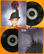 LP 45 7'' KIM APPLEBY G.l.a.d. glad 1990 uk PARLOPHONE R 6281 cd mc dvd