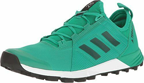 adidas Outdoor Adidas Terrex Agravic Speed Hiking Shoe - Womens Core Green/Core