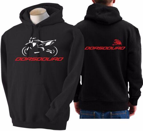 Felpa moto Aprilia DORSODURO hoodie sweatshirt bike hoody Hooded sweater