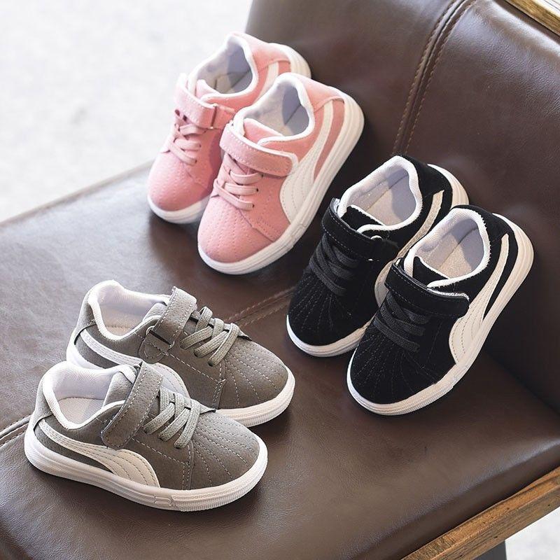 2019 Neu Mädchen Jungen Kinder Schuhe Sportschuhe Kinderschuhe Sneakers Gr.20-29
