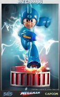 Capcom All Stars Running Mega Man First 4 Figures Statue Nintendo