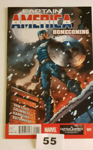 Captain-America-Homecoming-1-NM-First-Print-Marvel-2014