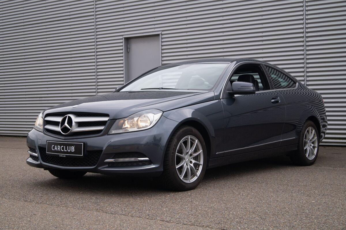 Mercedes C220 CDi Coupé aut. BE