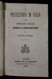 G-Perrone-I-Protestanti-in-Italia-La-Lucilla-Disingannata-2vol-in-1-1869-6
