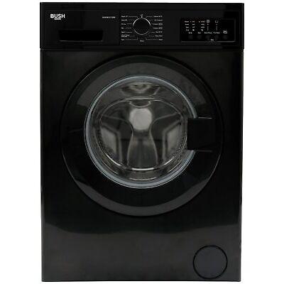 White Bush WMNB812EW Free Standing 8KG 1200 Spin Washing Machine A+