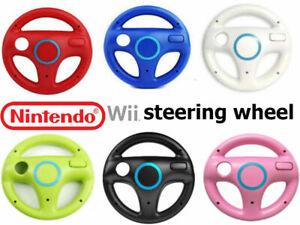 Game-Racing-Steering-Wheel-For-Nintendo-Wii-Wii-U-Mario-Kart-Remote-Controller
