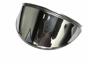 2-X-CLASSIC-CAR-7-034-STAINLESS-STEEL-HEAD-LIGHT-PEAKS-SHADES-FOR-HEAD-LAMP-PAIR-HQ