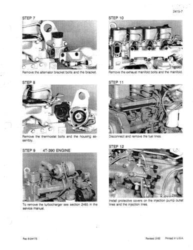 CASE 580SK SK SUPER K LOADER BACKHOE TRACTOR SERVICE MANUAL 580 SEARCHABLE CD