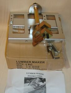 LUMBER-MAKER-CHAINSAW-GUIDE-ACCESSORY-CUT-CUTTING-LUMBER-WOOD-New