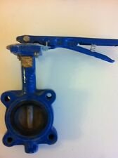"Butterfly Valve, Lugged Type 2.5"" DN65, Hattersley Valves, Free P&P"