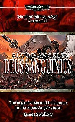 Swallow, James, Deus Sanguinius (Blood Angels), Very Good Book