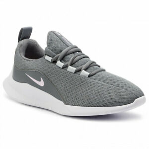 Scarpe-da-ginnastica-Nike-Kids-Viale-UK-3-5-US-4-EUR-36-grigio-bianco-rosa-AH5559-003