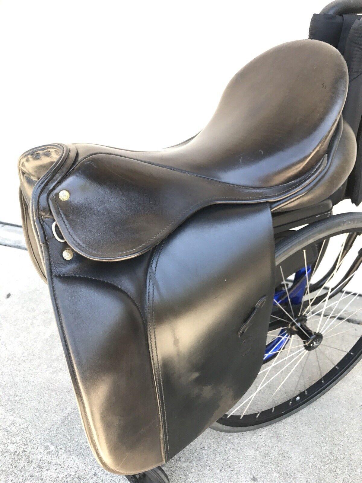 Otto Schumacher Profi Comfort 17  Dressage Saddle