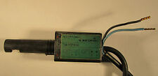 Satronic IRD 910 Flackerdetektor / Flammenüberwachung grün Honeywell Buderus