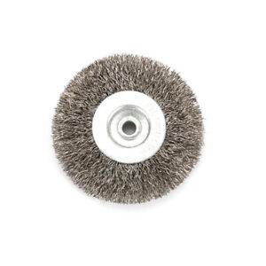 3-Inch-Arbor-Stainless-Wire-Wheel-Brush-For-Bench-Grinder-Abrasive-Fitting-Tool