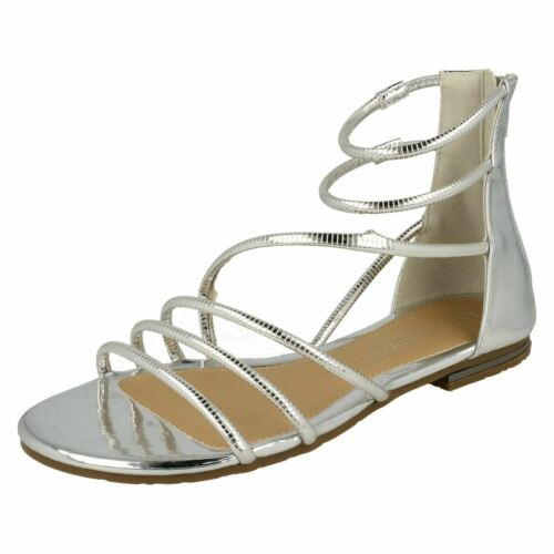 Ladies Savannah Flat Gladiator *Sandals*