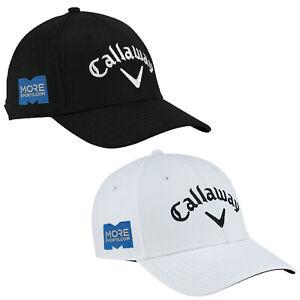 2019-Callaway-Mens-Side-Crest-Cap-Adjustable-Golf-Cotton-Baseball-Crested-Hat