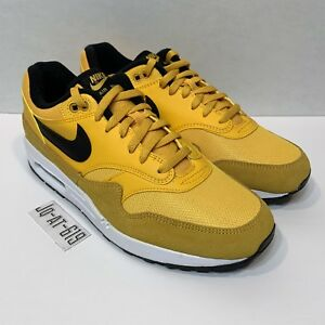 pretty nice 00e79 43fc0 Image is loading NIKE-AIR-MAX-1-PREMIUM-SIZE-11-UNIVERSITY-