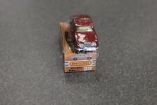 Vintage Matchbox 39 Metallic Red Rolls Royce Silver Shadow Shrink-Wrapped NOS