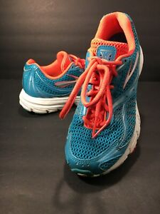 Brooks Launch Teal/Orange HPR Running