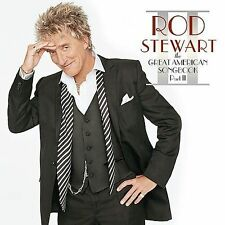 As Time Goes By: The Great American Songbook, Vol. 2 by Rod Stewart (CD, 2003)