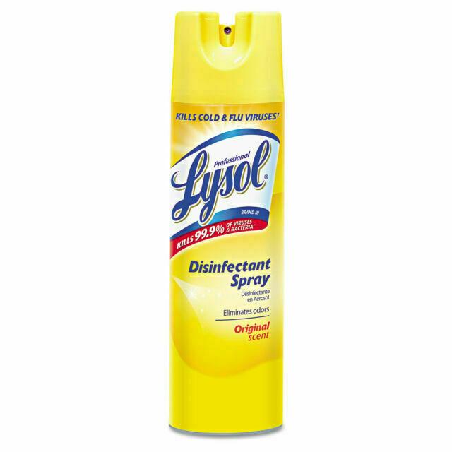 Lysol 19oz Disinfectant Spray - Original Scent
