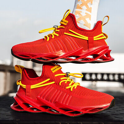 Men/'s Athletic Sneakers Casual Shoes Sports Outdoor Running Jogging Leisure Gym