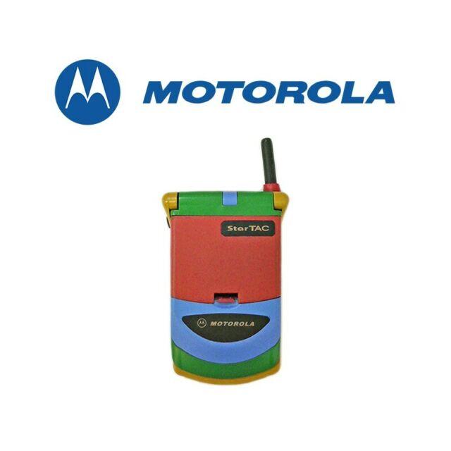 Phone Mobile Phone Motorola Startac 338 Multi Second Hand Perfect Gsm 1996