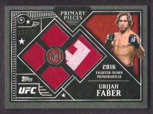 2016-Topps-UFC-Museum-Collection-Primary-Quad-Relics-PPQ-UF-Urijah-Faber-13-50