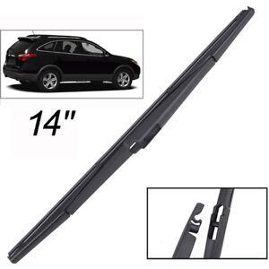 3Pcs Front Rear Windshield Wiper Blades Set For Hyundai Santa Fe CM 2007-2012