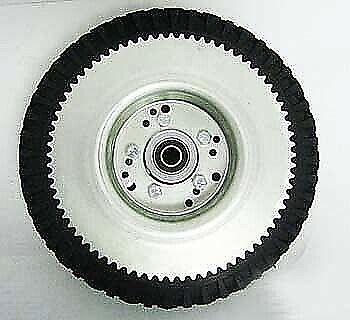 "6/"" Vintage Mini Bike Azusa Rear Wheel Assembly 72T Drum Sprocket Stud Tire Kit"