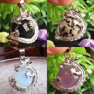 Luxury-Women-Fashion-Resin-Dragon-Pendant-Jewelry-Gift-Charm-Necklace