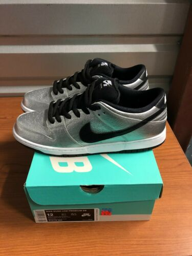 """Used Nike Dunk Low """"Cold Pizza"""" Size 12"""