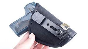 Beretta 92FSInside Pants IWB Tuckable Holster w// Comfort Shield MADE IN USA